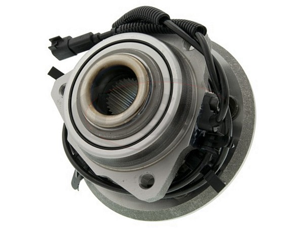 moog-513177 Front Right Wheel Bearing and Hub Assembly