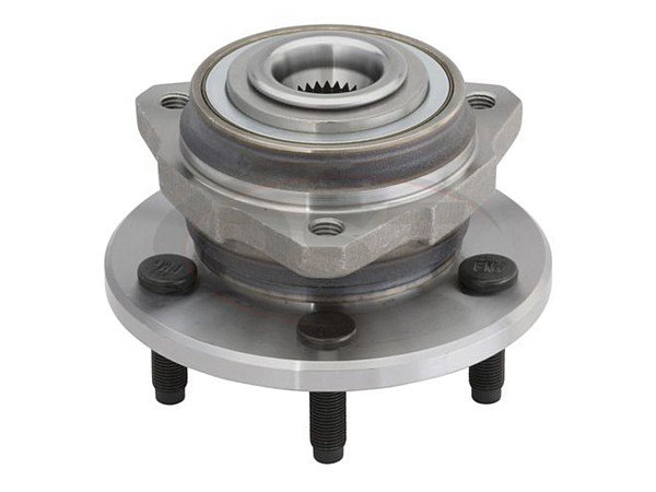 moog-513178 Front Wheel Bearing and Hub Assembly