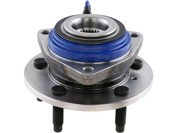 Front Wheel Bearing and Hub Assembly - Non All Wheel Drive