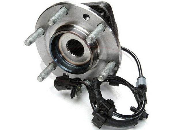 MOOG-513188 Front Wheel Bearing and Hub Assembly