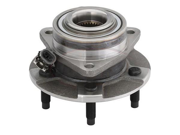 MOOG-513189 Front Wheel Bearing and Hub Assembly