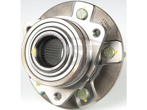 MOOG-513190 Front Wheel Bearing and Hub Assembly