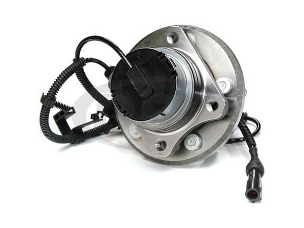 MOOG-513196 Front Wheel Bearing and Hub Assembly