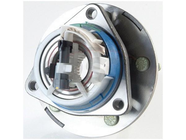 MOOG-513200 Front Wheel Bearing and Hub Assembly