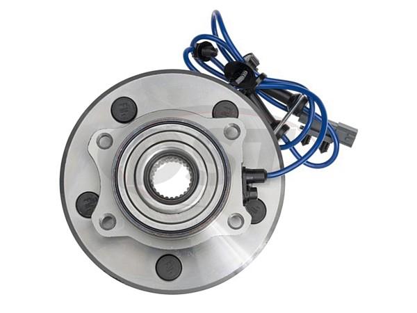MOOG-513201 Front Wheel Bearing and Hub Assembly