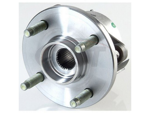 Front Wheel Bearing and Hub Assembly 4 Stud Hub