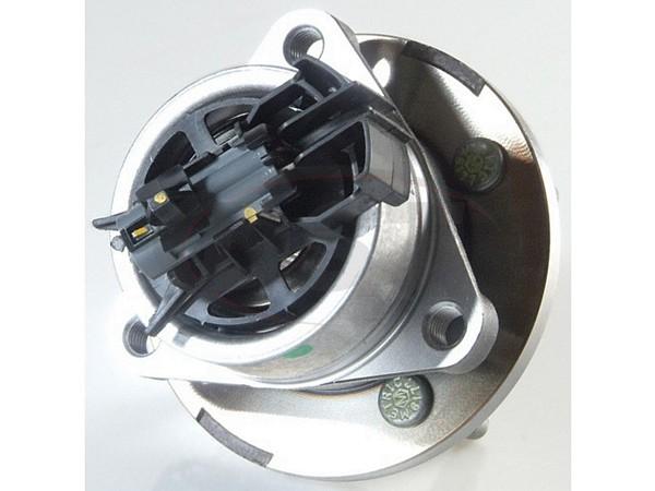 MOOG-513204 Front Wheel Bearing and Hub Assembly 4 Stud Hub