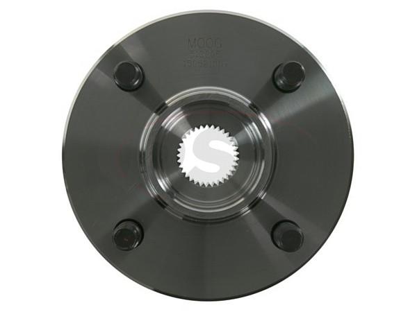MOOG-513205 Front Wheel Bearing and Hub Assembly 4-Stud Hub