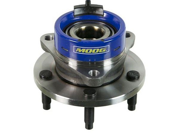Front Wheel Bearing and Hub Assembly 5-Stud Hub - 4 Wheel ABS