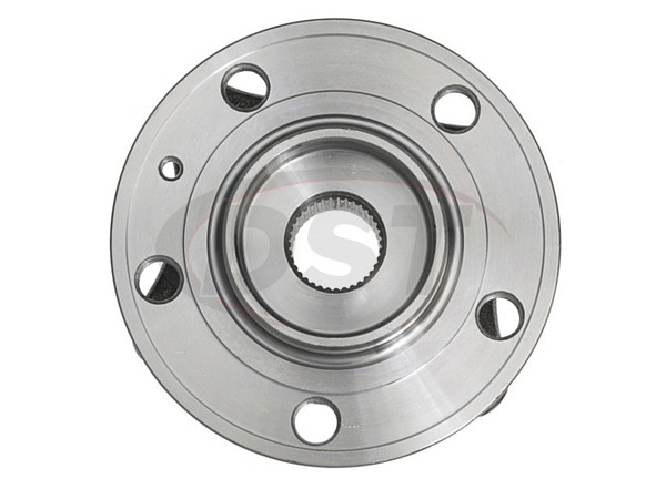 MOOG-513208 Front Wheel Bearing and Hub Assembly