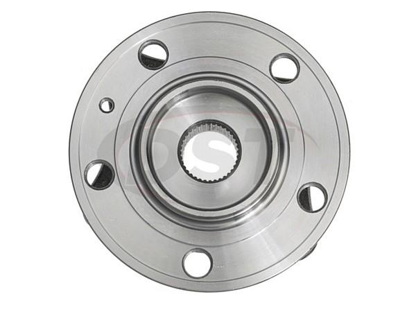 moog-513208 Front Wheel Bearing and Hub Assembly