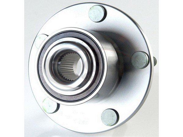 moog-513211 Front Wheel Bearing and Hub Assembly