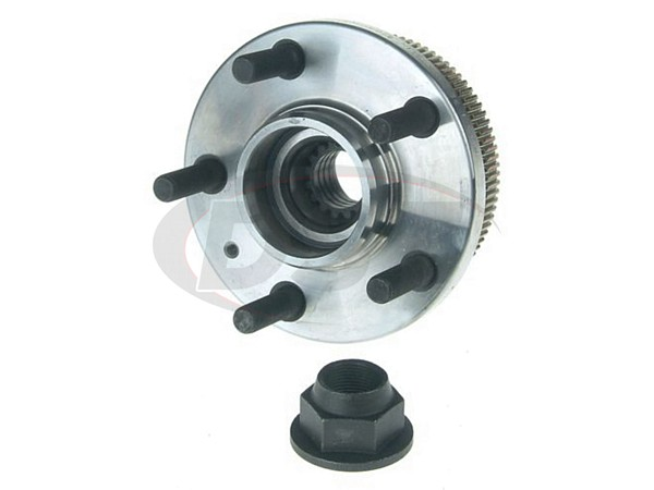 moog-513213 Front Wheel Bearing and Hub Assembly