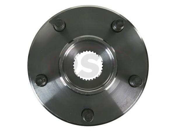 MOOG-513214 Front Wheel Bearing and Hub Assembly