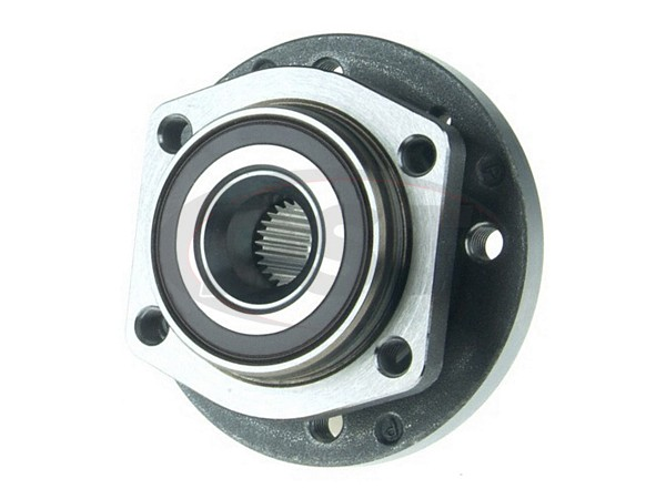 MOOG-513216 Front Wheel Bearing and Hub Assembly