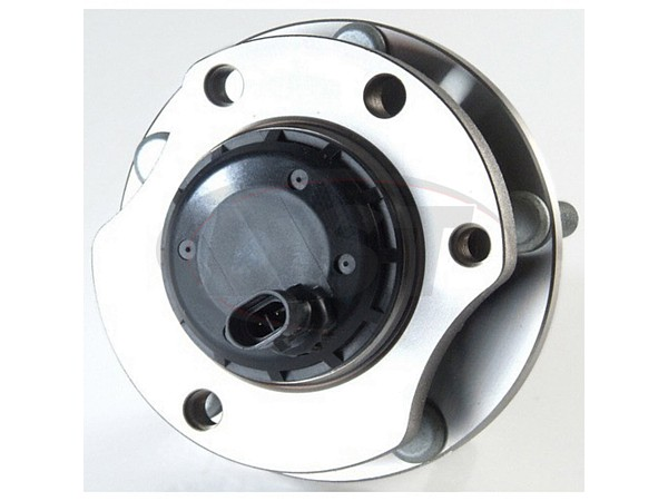 moog-513217 Front Left Wheel Bearing and Hub Assembly