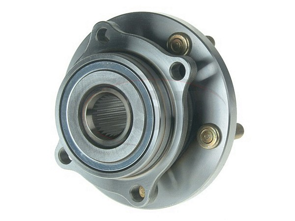 MOOG-513219 Front Wheel Bearing and Hub Assembly