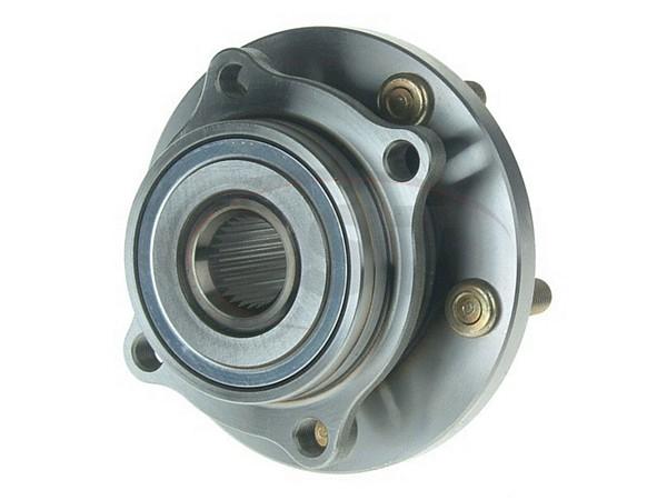 MOOG-513219 Front Wheel Bearing and Hub Assembly
