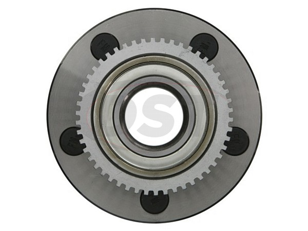 MOOG-513221 Front Wheel Bearing and Hub Assembly
