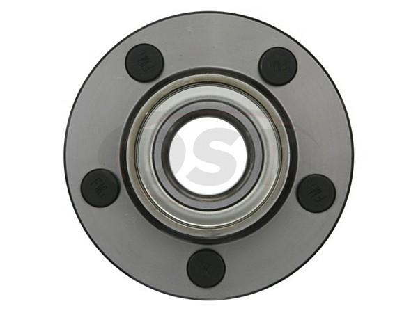 MOOG-513222 Front Wheel Bearing and Hub Assembly