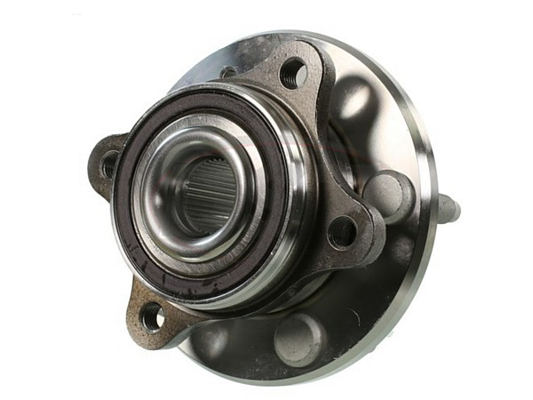 MOOG-513223 Front Wheel Bearing and Hub Assembly