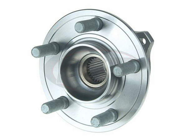 MOOG-513225 Front Wheel Bearing and Hub Assembly - All Wheel Drive