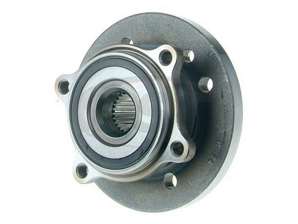 MOOG-513226 Front Wheel Bearing and Hub Assembly