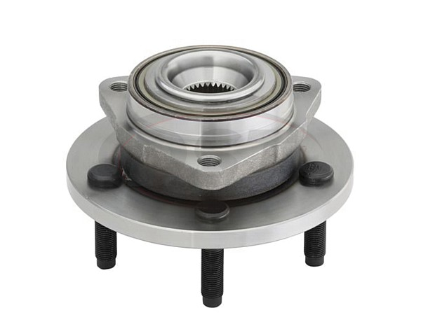 MOOG-513228 Front Wheel Bearing and Hub Assembly