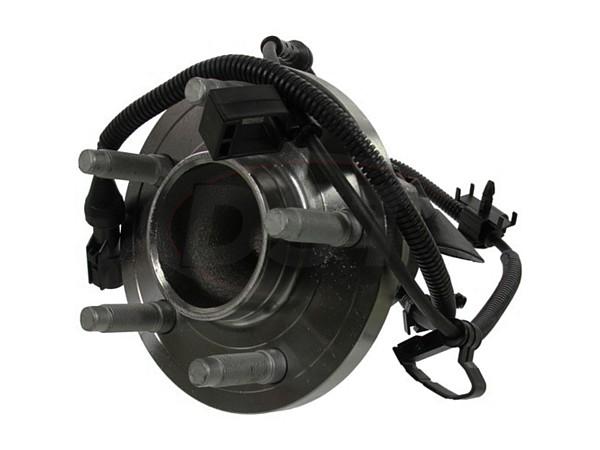 MOOG-513230 Front Wheel Bearing and Hub Assembly