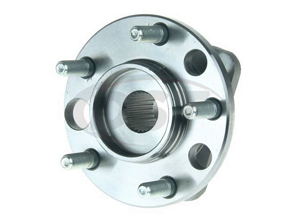 moog-513231 Front Wheel Bearing and Hub Assembly