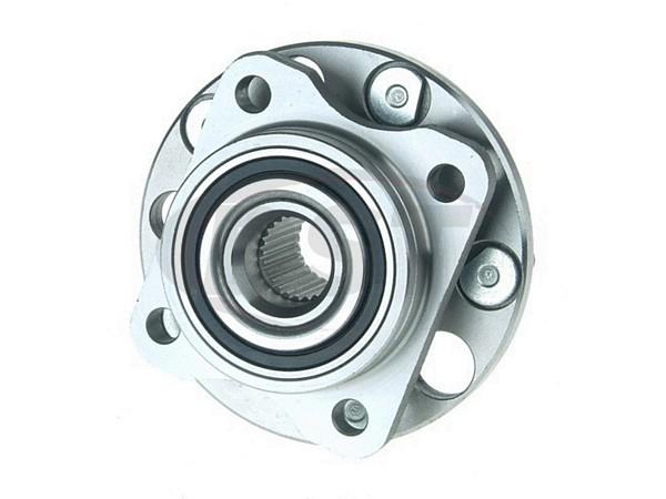 MOOG-513231 Front Wheel Bearing and Hub Assembly