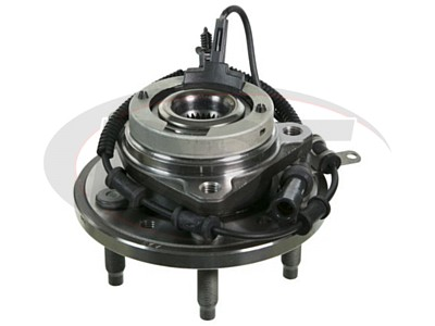Moog Front Wheel Bearing and Hub Assemblies for Freestar