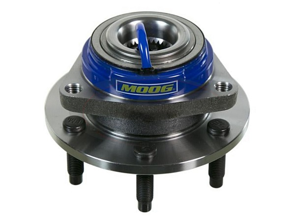 moog-513236_rear Rear Wheel Bearing and Hub Assembly