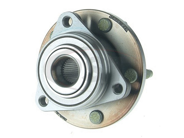 Front Wheel Bearing And Hub Assembly Pair For Chevrolet HHR