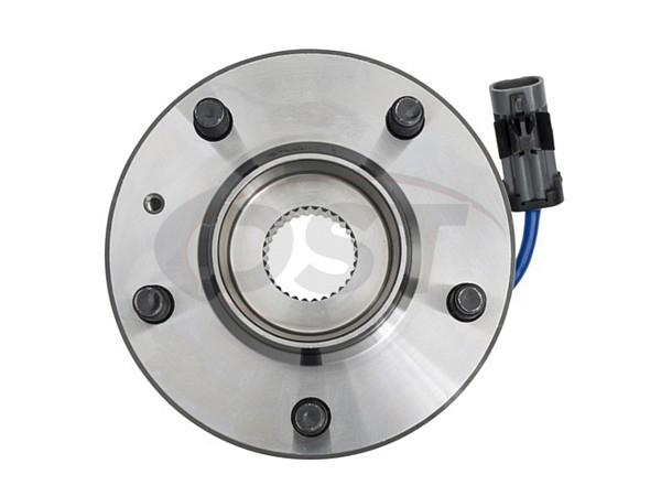 MOOG-513238 Front Wheel Bearing and Hub Assembly