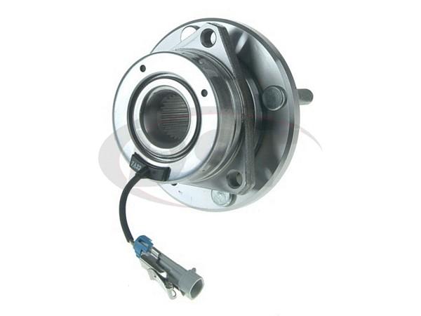 MOOG-513250 Front Wheel Bearing and Hub Assembly
