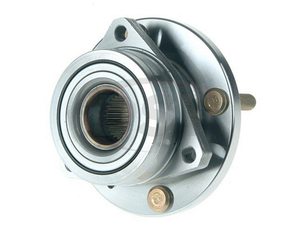 MOOG-513251 Front Wheel Bearing and Hub Assembly