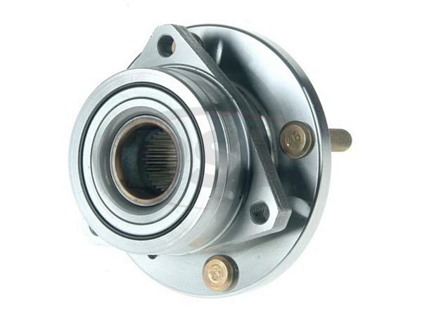 moog-513251 Front Wheel Bearing and Hub Assembly