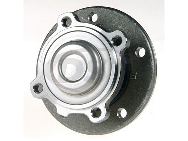 Front Wheel Bearing And Hub Assembly 07 3 Bmw 328i