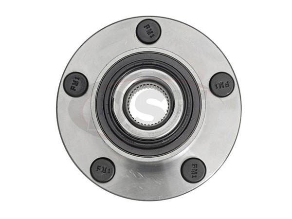 MOOG-513255 Front Wheel Bearing and Hub Assembly