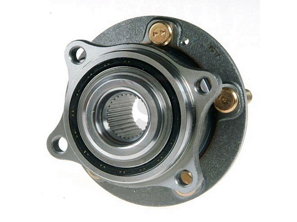 MOOG-513256 Front and Rear Wheel Bearing and Hub Assembly