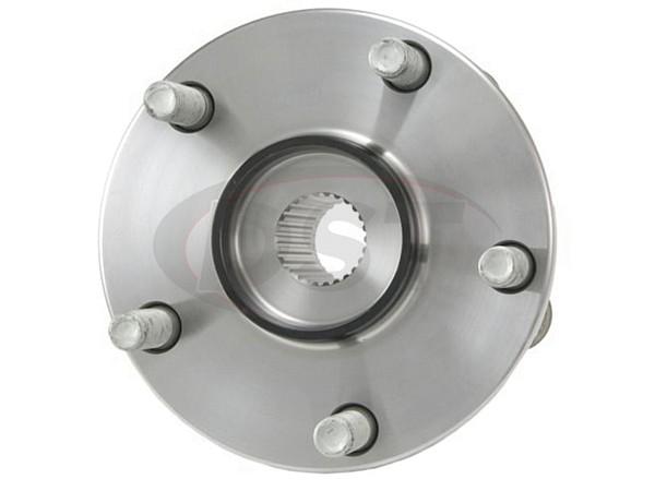 moog-513257 Front Wheel Bearing and Hub Assembly