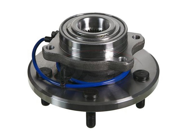 MOOG-513261 Front Wheel Bearing and Hub Assembly