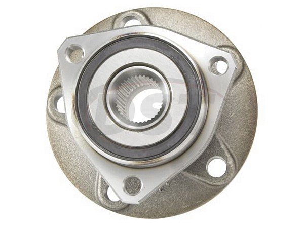 moog-513262 Front Wheel Bearing and Hub Assembly