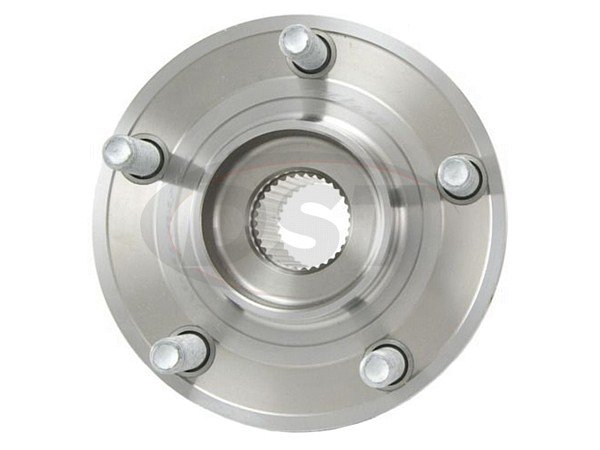 moog-513263 Front Wheel Bearing and Hub Assembly