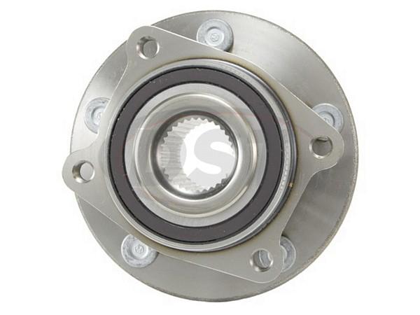 MOOG-513263 Front Wheel Bearing and Hub Assembly