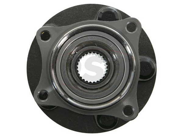 moog-513265 Front Wheel Bearing and Hub Assembly