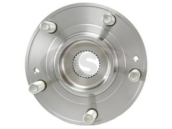 moog-513266_rear Rear Wheel Bearing and Hub Assembly - All Wheel Drive