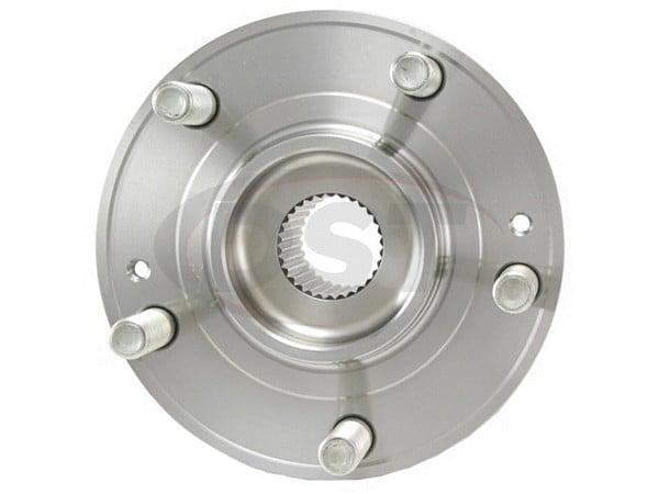 MOOG-513266_rear Rear Wheel Bearing and Hub Assembly - All Wheel Drive