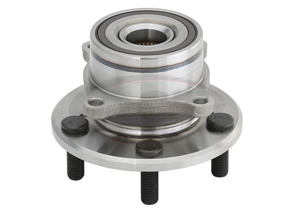MOOG-513267 Front Wheel Bearing and Hub Assembly
